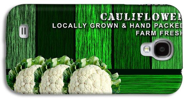 Cauliflower Farm Galaxy S4 Case by Marvin Blaine