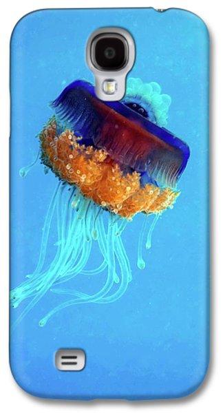Cauliflower Jellyfish Galaxy S4 Case by Louise Murray