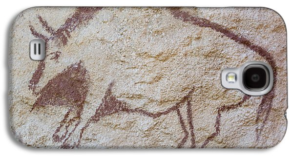 Person Galaxy S4 Cases - Cave Painting Galaxy S4 Case by Mair Hunt
