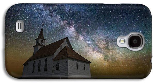 Celestial Galaxy S4 Case by Aaron J Groen