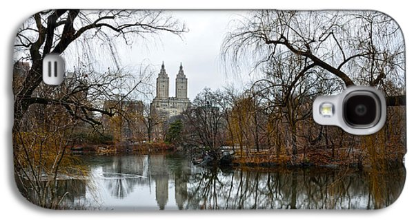 Bono Galaxy S4 Cases - Central Park and San Remo building in the background Galaxy S4 Case by RicardMN Photography