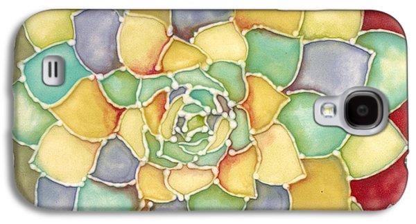 Abstracts Ceramics Galaxy S4 Cases - Ceramic Herb Galaxy S4 Case by Anna Skaradzinska