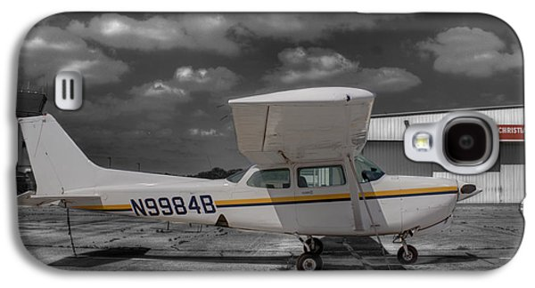 Stellenbosch Galaxy S4 Cases - Cessna 172 R G Cutlass Galaxy S4 Case by John Straton