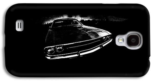 Challenger Galaxy S4 Cases - Challenger Galaxy S4 Case by Mark Rogan