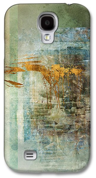 Abstract Digital Art Galaxy S4 Cases - Chamber Galaxy S4 Case by Aimee Stewart
