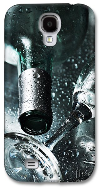 Champagne Galaxy S4 Case by HD Connelly