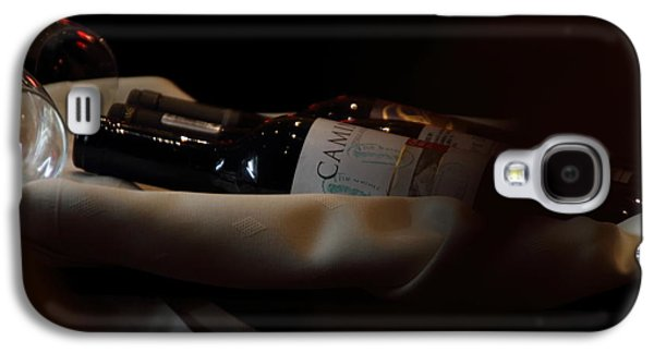 Wine Cart Galaxy S4 Cases - Party Time  Galaxy S4 Case by Ramabhadran Thirupattur