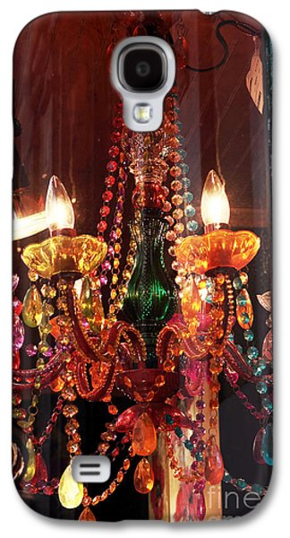 Photo Art Gallery Galaxy S4 Cases - Chandelier Galaxy S4 Case by John Rizzuto