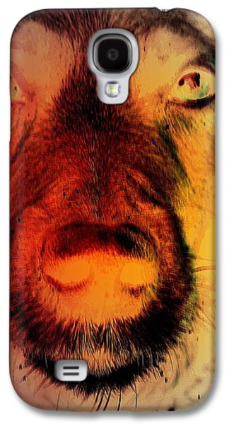 Component Photographs Galaxy S4 Cases - Changing Back Galaxy S4 Case by Hilde Widerberg