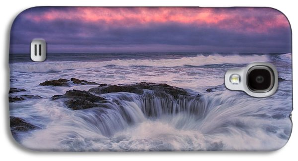 Landscape Acrylic Prints Galaxy S4 Cases - Chaos at the Well Galaxy S4 Case by Darren  White