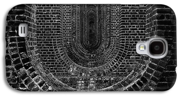 Brick Building Galaxy S4 Cases - Chapel Viaduct Essex UK Galaxy S4 Case by Martin Newman