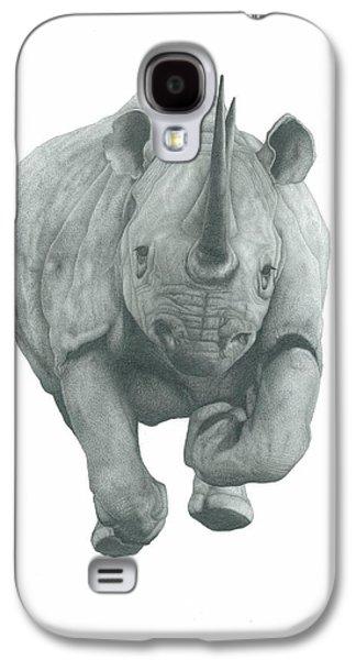 Charging Rhino Galaxy S4 Case by Rich Colvin