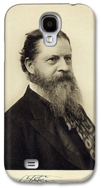 Charles Sanders Peirce Galaxy S4 Case by Miriam And Ira D. Wallach Division Of Art, Prints And Photographs/new York Public Library