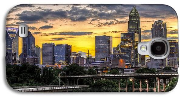 Charlotte Dusk Galaxy S4 Case by Chris Austin