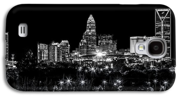 Charlotte Galaxy S4 Cases - Charlotte Night Galaxy S4 Case by Chris Austin