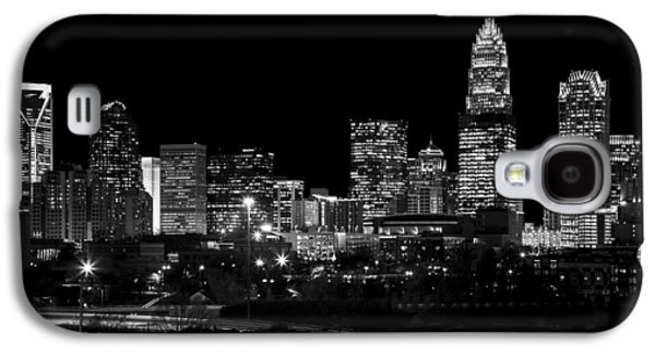 Charlotte Galaxy S4 Cases - Charlotte Night v2 Galaxy S4 Case by Chris Austin