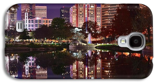 Charlotte Galaxy S4 Cases - Charlotte Reflecting Galaxy S4 Case by Frozen in Time Fine Art Photography