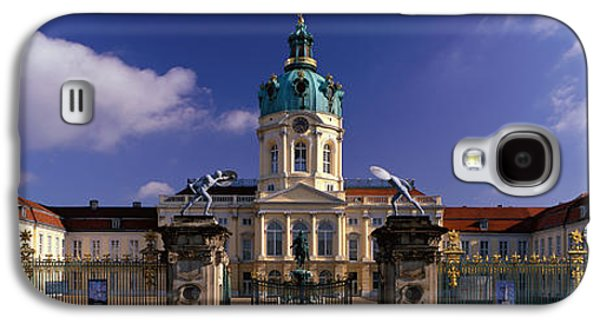 Berlin Germany Galaxy S4 Cases - Charlottenburg Palace Schloss Galaxy S4 Case by Panoramic Images