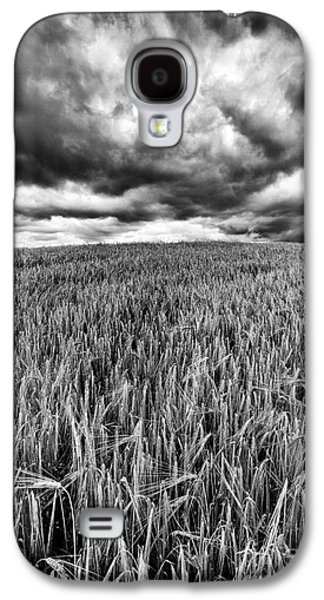 Field. Cloud Galaxy S4 Cases - Chasing the Storm Galaxy S4 Case by John Farnan