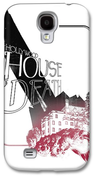 Normal Galaxy S4 Cases - Chateau Marmont Galaxy S4 Case by Pop Culture Prophet