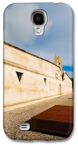 Haut Galaxy S4 Cases - Chateau Pichon Longueville Baron Winery Galaxy S4 Case by Panoramic Images