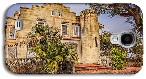 Recently Sold -  - Fantasy Photographs Galaxy S4 Cases - Chateau Sherman Galaxy S4 Case by Brian Wright