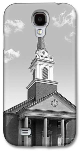 Chatham University Campbell Memorial Chapel Galaxy S4 Case by University Icons