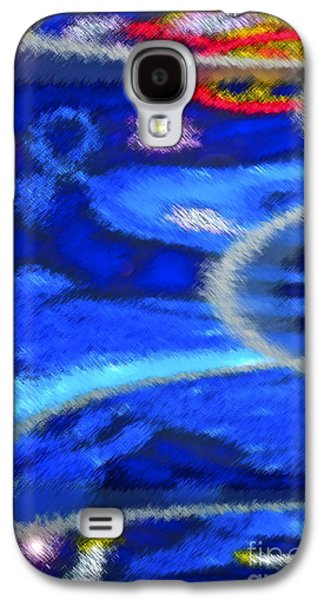 Cheer On Galaxy S4 Cases - Cheers to a New Year Galaxy S4 Case by Gwyn Newcombe