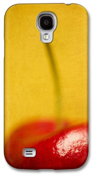 Cherry Bliss Galaxy S4 Case by Amy Weiss
