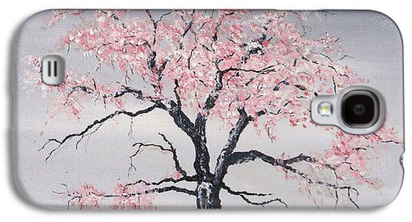 Recently Sold -  - Creepy Galaxy S4 Cases - Cherry Tree Galaxy S4 Case by Sabrina Zbasnik