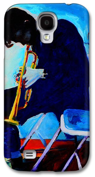 Vocal Galaxy S4 Cases - Chet Baker Galaxy S4 Case by Vel Verrept