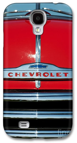 Chevrolet 3100 1953 Pickup Galaxy S4 Case by Tim Gainey
