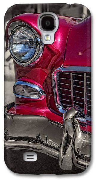 Separation Galaxy S4 Cases - Chevy Bel Air Galaxy S4 Case by Edward Fielding