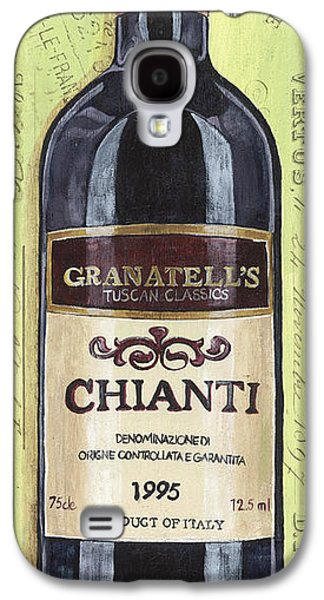 Chianti And Friends Panel 1 Galaxy S4 Case by Debbie DeWitt