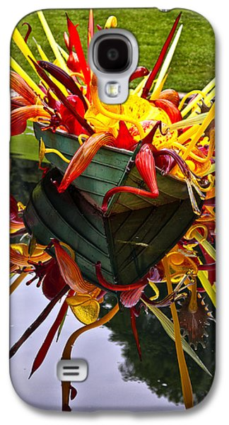 Cheekwood Galaxy S4 Cases - Chihuly Float Galaxy S4 Case by Diana Powell