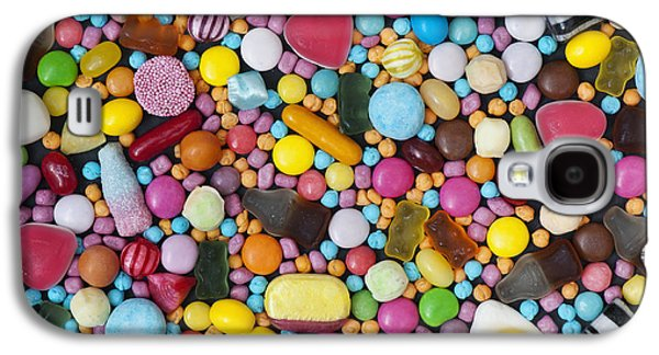 Humbug Galaxy S4 Cases - Childrens Sweets Galaxy S4 Case by Tim Gainey