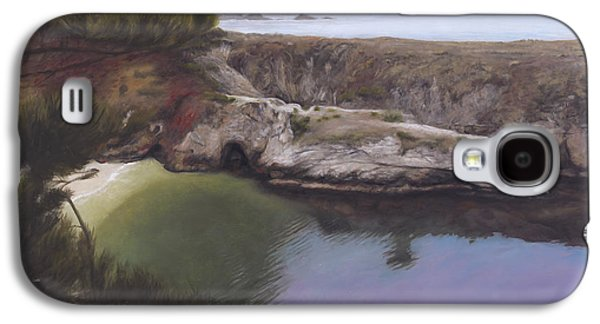 Big Sur Ca Galaxy S4 Cases - China Cove Galaxy S4 Case by Terry Guyer