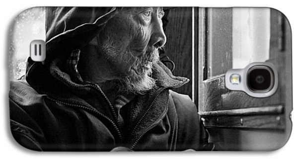 Candid Photographs Galaxy S4 Cases - Chinese Man Galaxy S4 Case by Dave Bowman