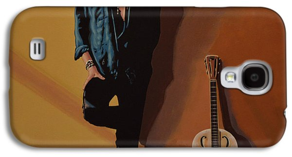 Tour Galaxy S4 Cases - Chris Whitley Galaxy S4 Case by Paul  Meijering
