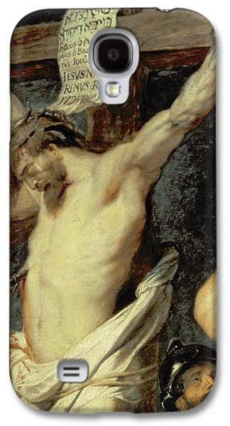 Christ Between The Two Thieves, 1620 Galaxy S4 Case by Peter Paul Rubens
