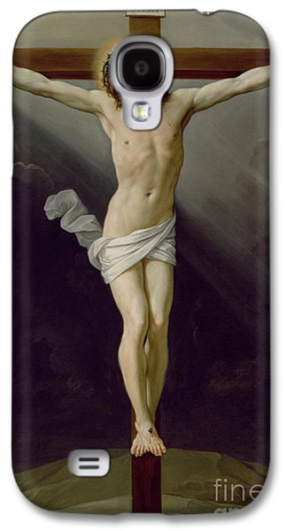 Religious Galaxy S4 Cases - Christ on the Cross Galaxy S4 Case by Guido Reni