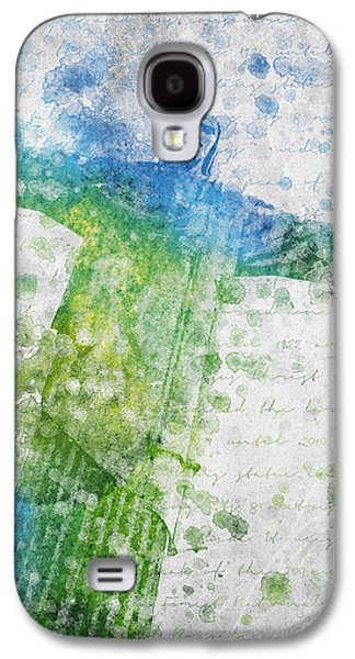 Christ The Redeemer  Galaxy S4 Case by Aged Pixel