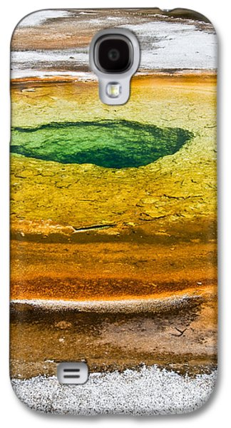 Chromatic Galaxy S4 Cases - Chromatic pool vertical Galaxy S4 Case by Delphimages Photo Creations
