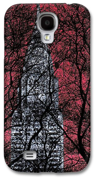 Bryant Park Galaxy S4 Cases - Chrysler Building 8 Galaxy S4 Case by Andrew Fare