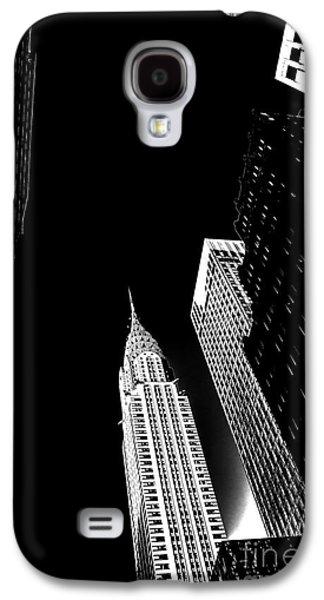 New York New York Com Galaxy S4 Cases - Destiny Galaxy S4 Case by Az Jackson