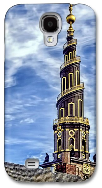 Church Of Our Savior - Copenhagen Denmark Galaxy S4 Case by Jon Berghoff