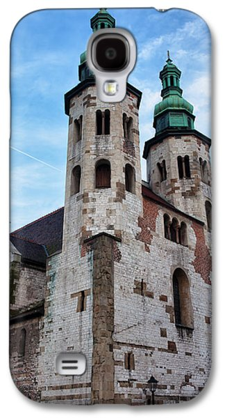 Polish Culture Galaxy S4 Cases - Church of St. Andrew in Krakow Galaxy S4 Case by Artur Bogacki