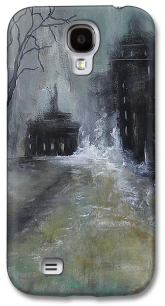 Architecture Jewelry Galaxy S4 Cases - Church Street Galaxy S4 Case by Laura Swink