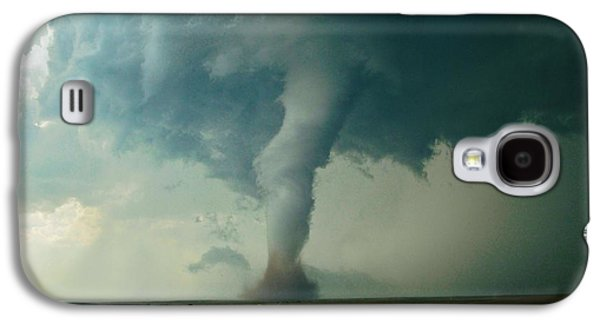 Fantasy Photographs Galaxy S4 Cases - Churning Twister Galaxy S4 Case by Ed Sweeney