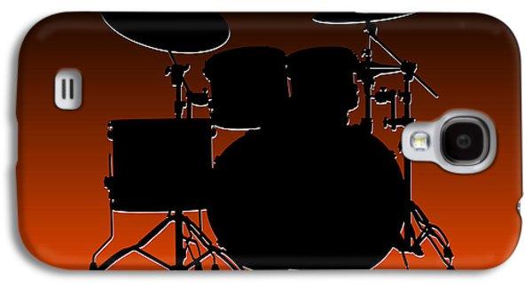 Cincinnati Bengals Drum Set Galaxy S4 Case by Joe Hamilton